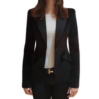 Alexander Mcqueen Velvet Jacket