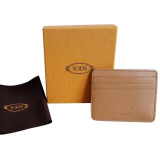 Tod's credit card holder