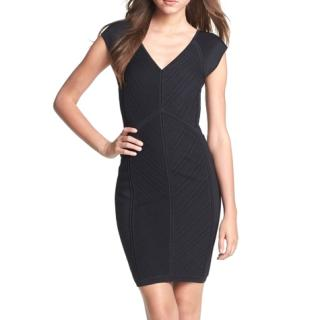 Diane Von Furstenberg Cressida Bodycon Dress