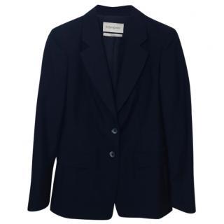 Yves Saint Laurent Wool & Mohair Blend Blazer