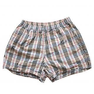 Burberry Swimming Shorts