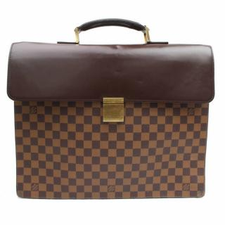 Louis Vuitton Altona GM Damier Ebene Business Bag