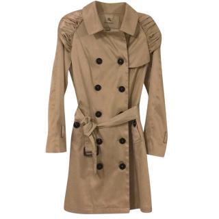 Burberry Beige Trench Coat
