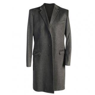 Dolce & Gabbana Men's Wool Coat
