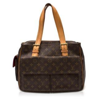 Louis Vuitton Monogram Multipli Cite Handbag