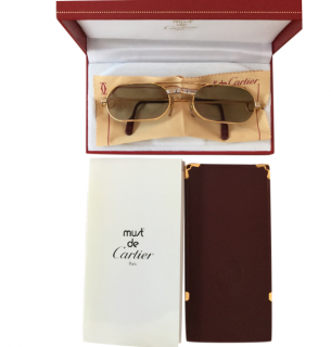 Cartier Santos Glasses