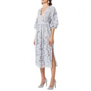 Elliatt Collective Lace Midi Dress