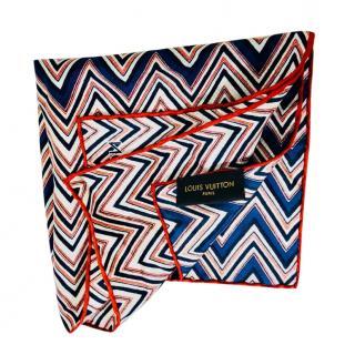Louis Vuitton Silk Pocket Square