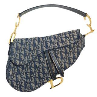 Dior Trotter Saddle Handbag