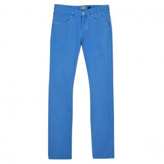 Paul Smith blue trousers