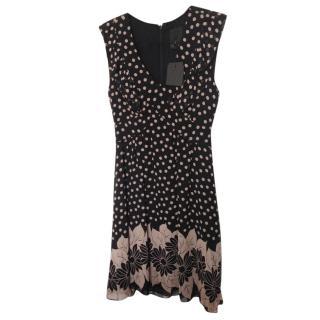 ANNA SUI Silk Dress