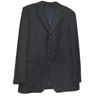 Versace men's classic blazer