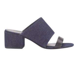 3.1 Phillip Lim Double-Strap Cube Sandal