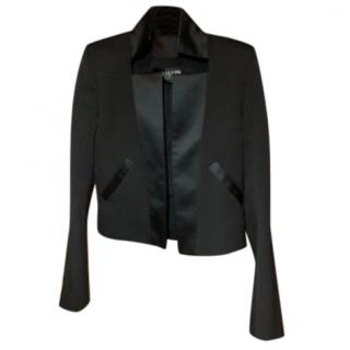 Balmain Black Short Jacket