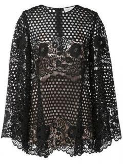Alice McCall 'Like I Would' Lace Mini Dress