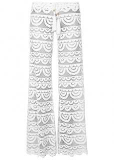 PilyQ Water Lily Malibu Lace Trousers
