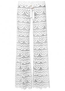 PilyQ Water Lily Malibu Lace Trousers