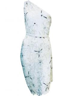 Roberto Cavalli SIlk Beaded Dress