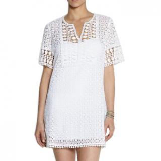 Miguelina Kristen Crocheted Cover Up