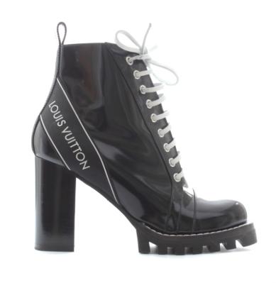 dba2d82aa3b1 Louis Vuitton Star Trail Ankle Boots