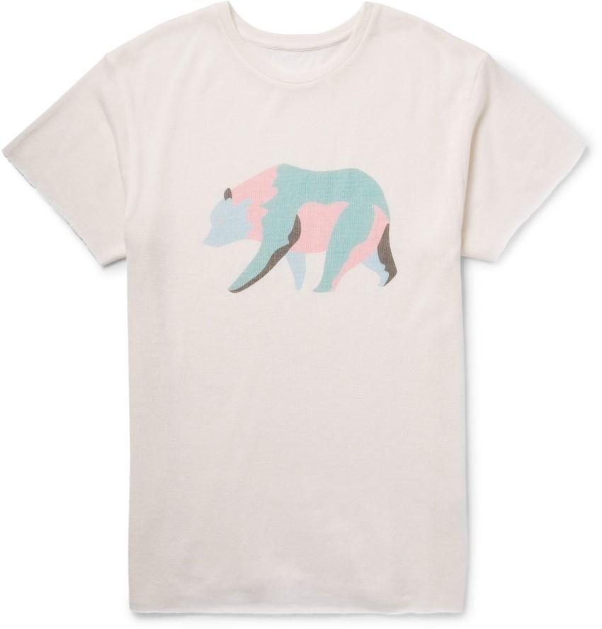 The Elder Statesman cashmere & silk blend T Shirt