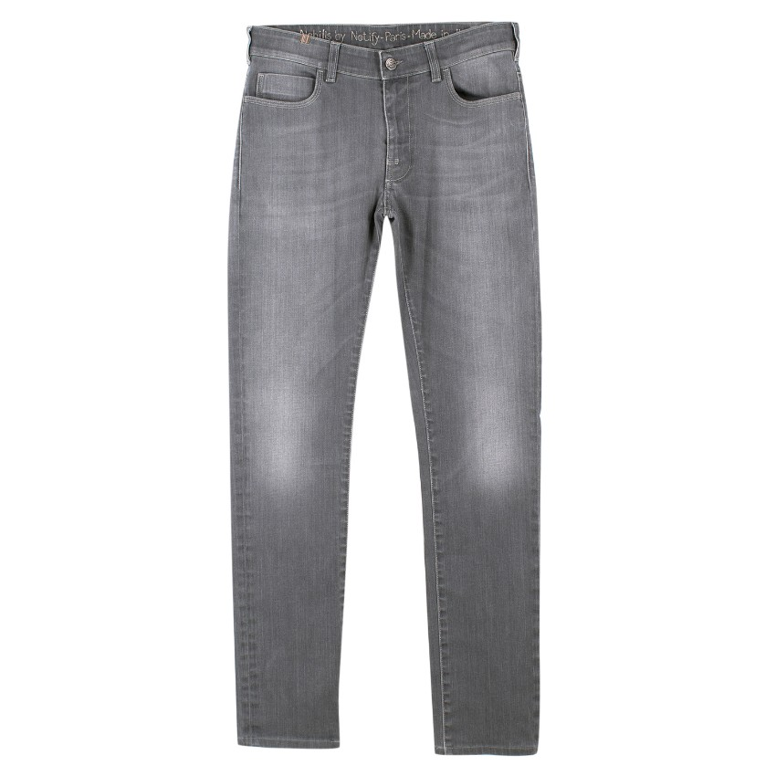 Nobilis by Notify Grey Skinny Jeans