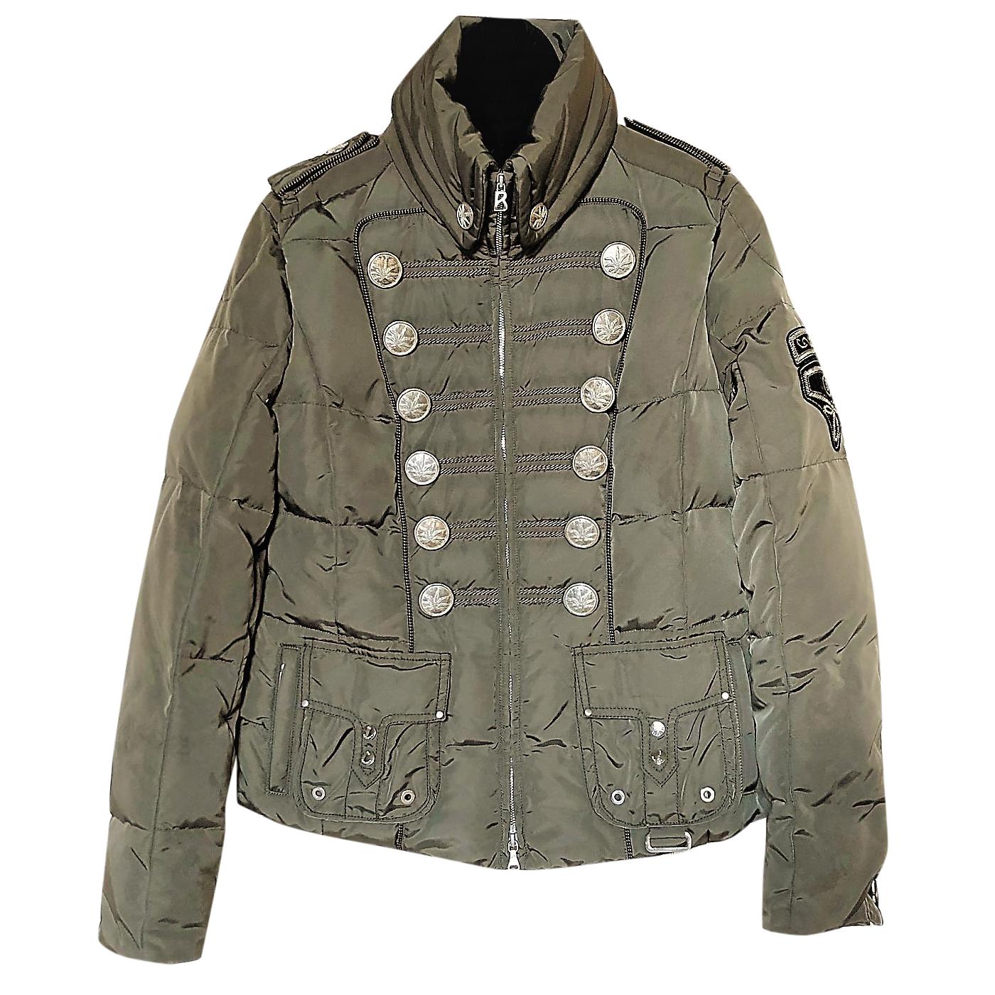 608e3bbedf0 Bogner Khaki Quilted Ski Jacket | HEWI London