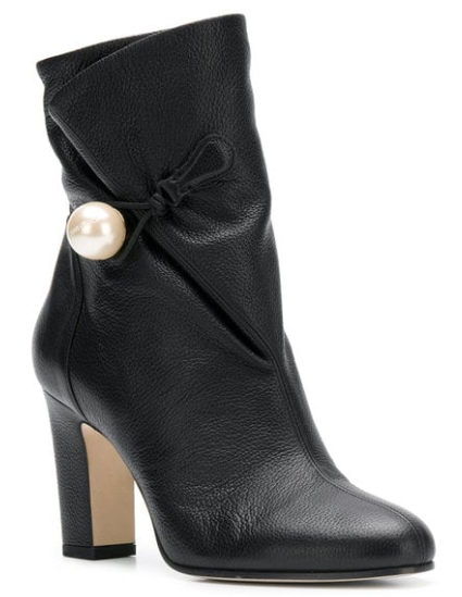 Jimmy Choo Bethanie 85 Ankle Boots   HEWI