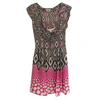 Temperley London Multicoloured Silk Dress
