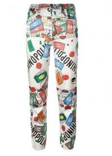 Moschino Monopoly Jeans