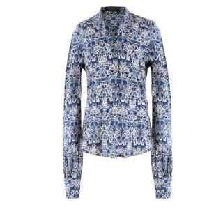 Catherine Prevost Floral Patterned Shirt