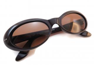 Gucci Oval Sunglasses