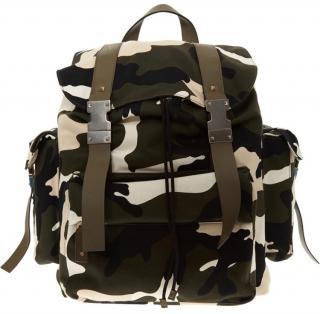 Valentino cameo backpack