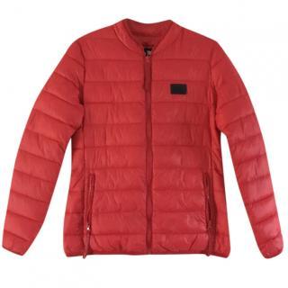 Karl lagerfeld puffer jacket