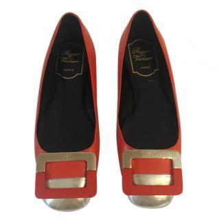 Roger Vivier ballet shoes