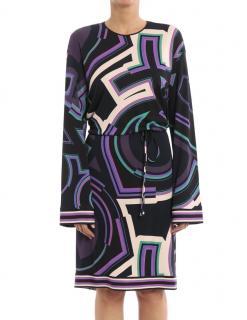 Emilio Pucci Monogram Dress