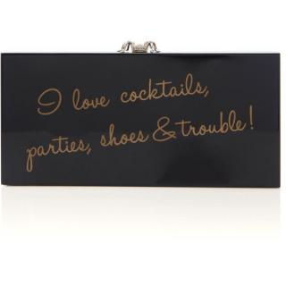 Charlotte Olympia Party Box Clutch