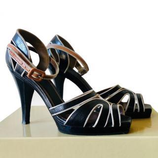 Marni cutout heel shoes
