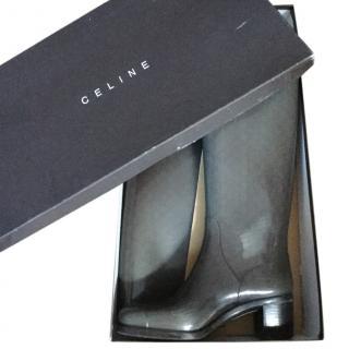 Celine Rain Boots