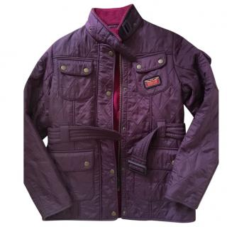 Barbour girls jacket