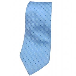 Paul Smith Blue Silk Tie