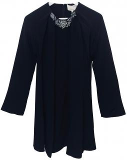 3.1 Phillip Lim Black Silk Dress.