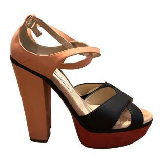 Jimmy Choo April Sandalss