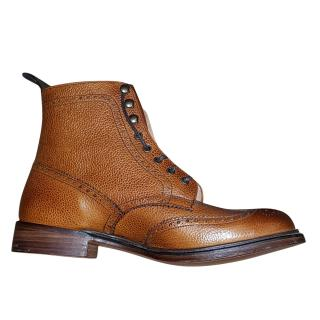 Joseph Cheaney and Sons Wingcap Brogue Style Boots