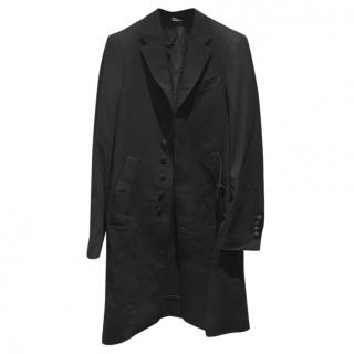 Dolce & Gabbanna Men's Wool Blend Coat