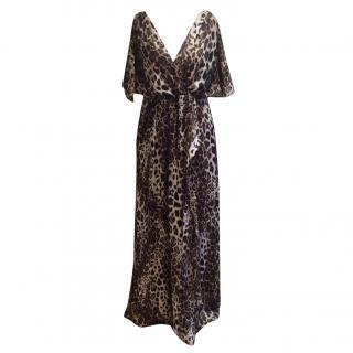 Sara Berman Leopard print dress