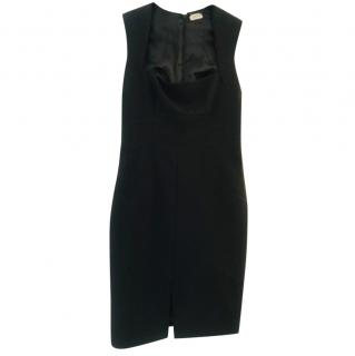 L'Agence Black Cocktail Dress