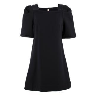 Prada Black Shift Dress