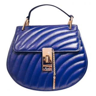 Feelos Royal Blue sultan bag