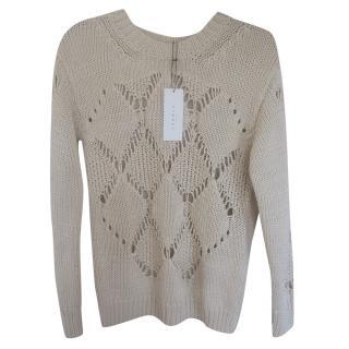 Sandro Paris Chunky knit Jumper